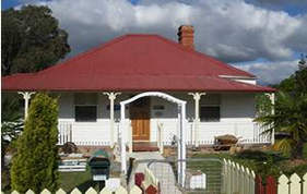 Tenterfield Cottage
